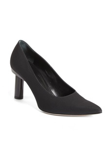 Tibi Zo Crepe Pump (Women)