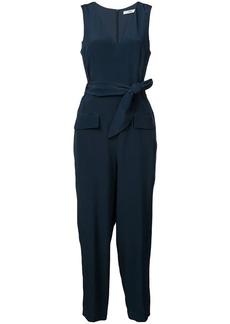 Tibi V-neck jumpsuit