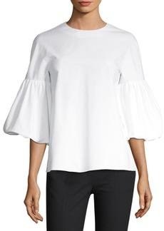 Tibi Watts Oxford Shirt