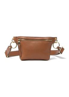 Tignanello Milan Convertible Leather Crossbody