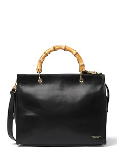 Tignanello Milan East West Leather Shopper