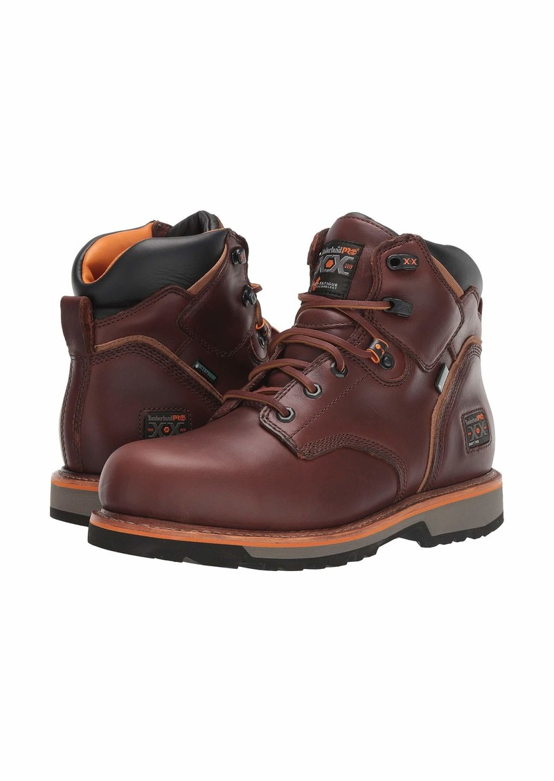 "Timberland 20th Anniversary Pit Boss 6"" Soft Toe"