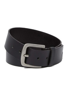 Timberland 40mm Classic Black Leather Belt