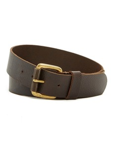 Timberland 40mm Milled Pull-Up Belt