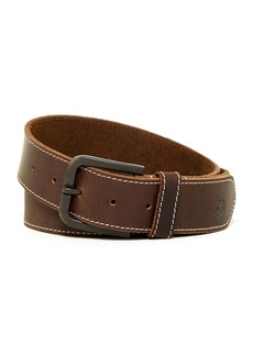 Timberland 40mm Oily Milled Leather Belt