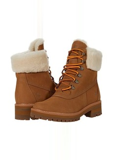 "Timberland 6"" Courmayeur Valley Shearling Waterproof Boot"