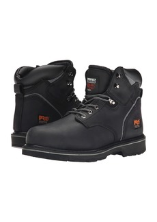 "Timberland 6"" Pit Boss Steel Toe"