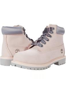 "Timberland 6"" Premium Waterproof Boot (Little Kid)"
