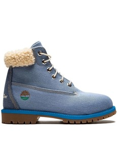 Timberland 6in Fabric boots