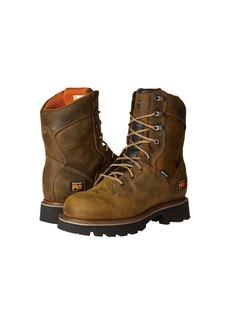 """Timberland 8"""" Crosscut Soft Toe Waterproof Boot"""