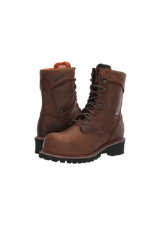 "Timberland 9"" Buzzsaw Composite Safety Toe Waterproof Logger"