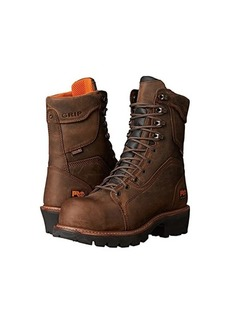 "Timberland 9"" Composite Safety Toe Waterproof Insulated Logger"