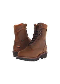 "Timberland 9"" Rip Saw Soft Toe Waterproof Insulated Logger"