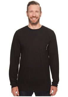 Timberland Base Plate Blended Long Sleeve T-Shirt - Tall