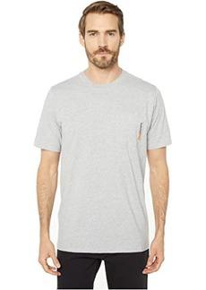 Timberland Base Plate Blended Short Sleeve T-Shirt