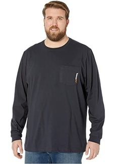 Timberland Big & Tall Base Plate Blended Long Sleeve T-Shirt