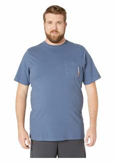 Timberland Big & Tall Base Plate Blended Short Sleeve T-Shirt