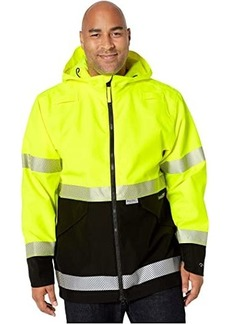 Timberland Big & Tall Work Site High-Visibility Waterproof Jacket