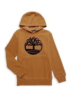 Timberland Boy's Cotton-Blend Hoodie