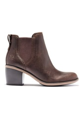 Timberland Brynlee Park Leather Block Heel Chelsea Boot
