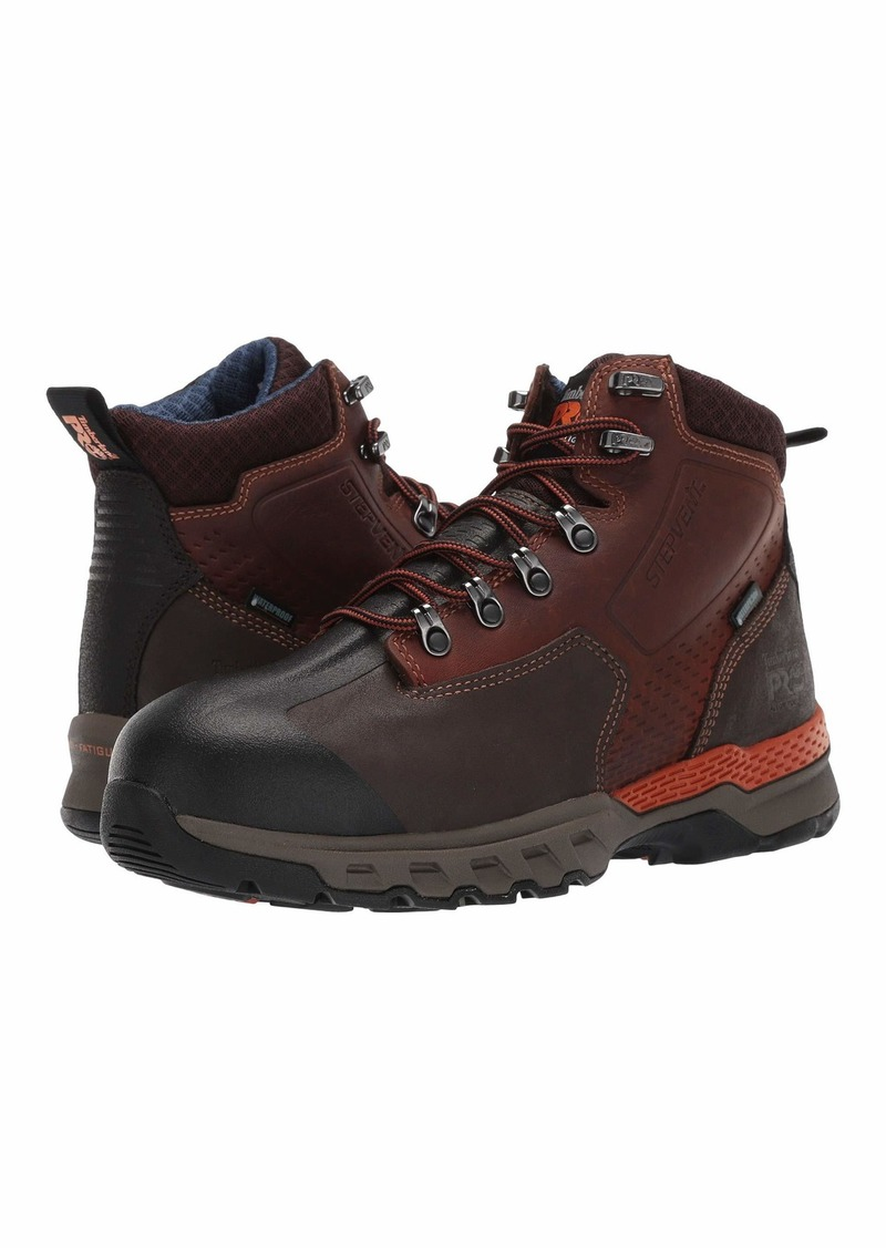 "Timberland Downdraft 6"" Alloy Safety Toe Waterproof"