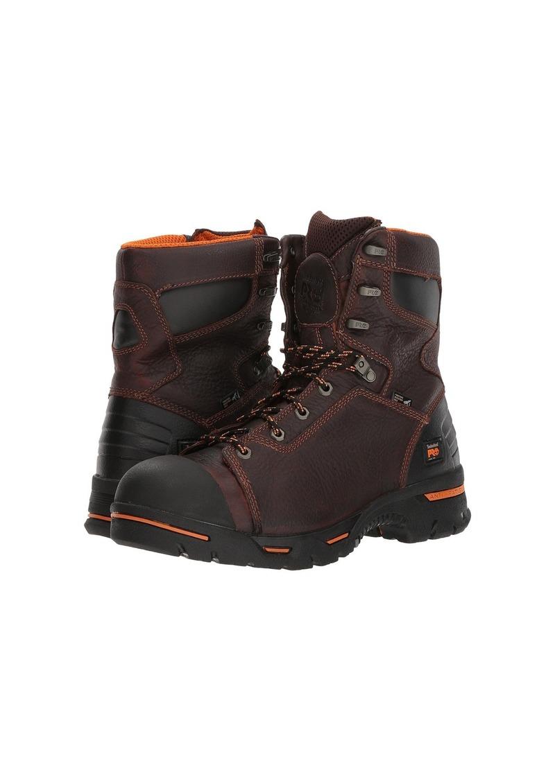 """Timberland Endurance PR 8"""" Steel Toe"""