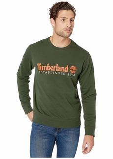 Timberland Essential Established 1973 Crew Sweater