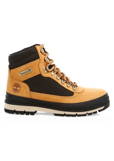 Timberland Field Trekker Waterproof Leather Combat Boots