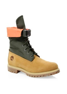 Timberland Gaiter 6-Inch Leather Boots