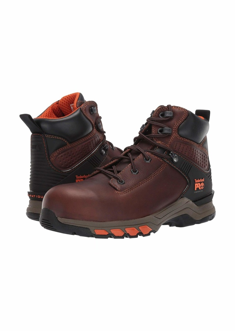 "Timberland Hypercharge 6"" Composite Safety Toe"