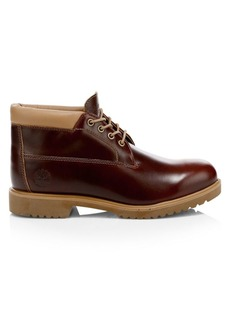 Timberland Icon Classic Leather Chukka Boots