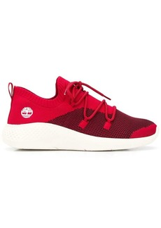 Timberland knitted lace-up sneakers