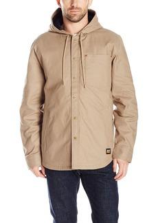 Timberland land PRO Men's Gridflex Insulated Hooded Shirt Jacket