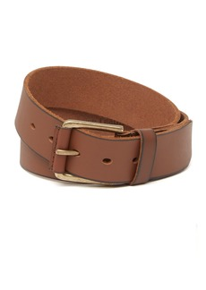 Timberland Leather Pull-Up Belt