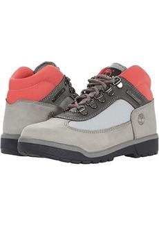 Timberland Leather/Fabric Field Boot (Big Kid)