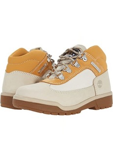 Timberland Leather/Fabric Field Boot (Little Kid)