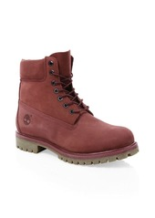 Timberland Limited Release Premium Leather Lace-Up Boots