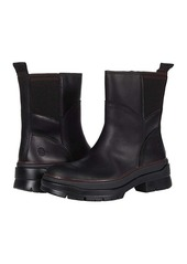 Timberland Malynn Waterproof Leather and Fabric Side-Zip Boot