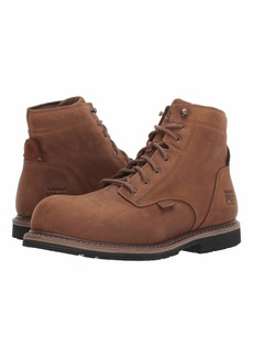 "Timberland Millworks 6"" Composite Safety Toe Waterproof"