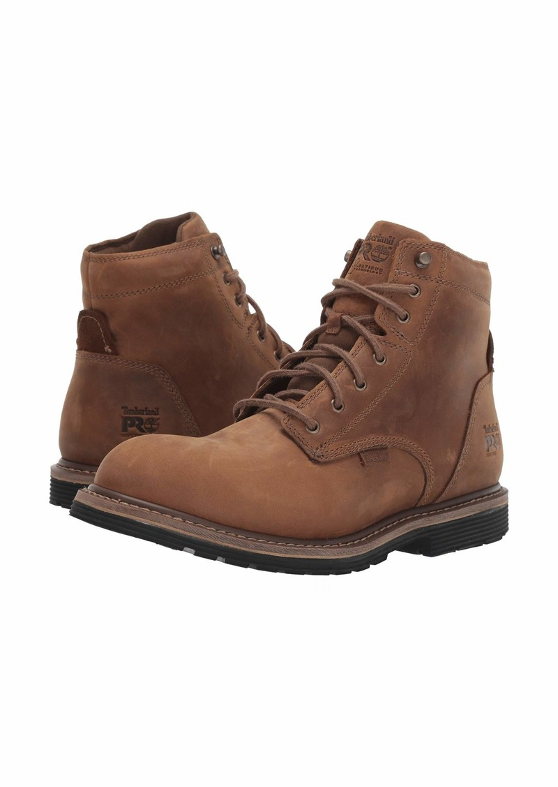 "Timberland Millworks 6"" Soft Toe Waterproof"