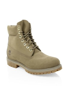 N. Hoolywood x Timberland 6-Inch Premium Leather Boots