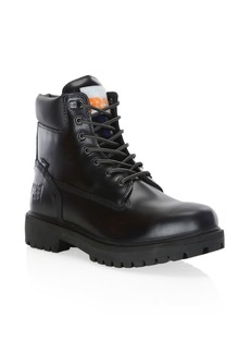 N. Hoolywood x Timberland Direct Attach 6-Inch Soft Toe Leather Boots