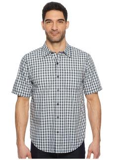 Timberland Plotline Short Sleeve Plaid Work Shirt