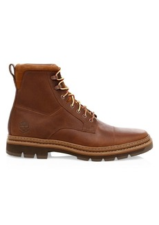 Timberland Port Union Waterproof Leather Insulated Boots
