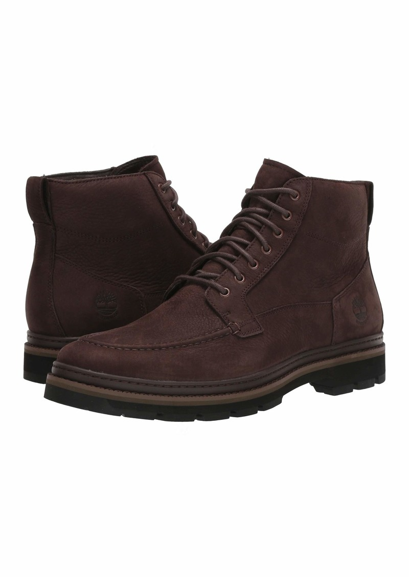 Timberland Port Union Waterproof Moc Toe Boot