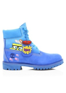 Timberland Premium Spongebob Leather Boots
