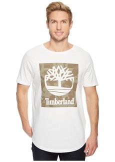 Timberland Short Sleeve Camo Tee