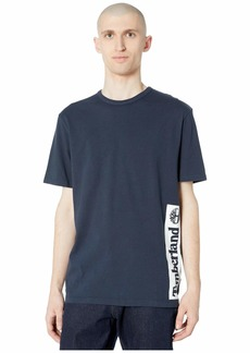 Timberland Short Sleeve Established 1973 Block Logo Tee