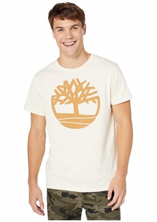 Timberland Short Sleeve Puffed Logo Tee
