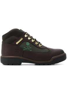 Timberland skull print hiking boots